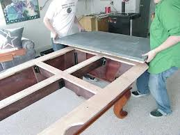 Pool table moves in San Diego California